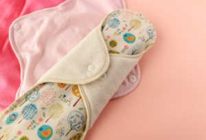 Cloth menstrual pads /